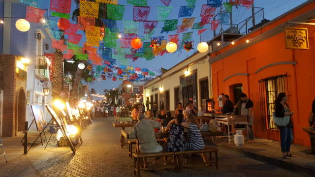 San Jose del Cabo - Art Walk