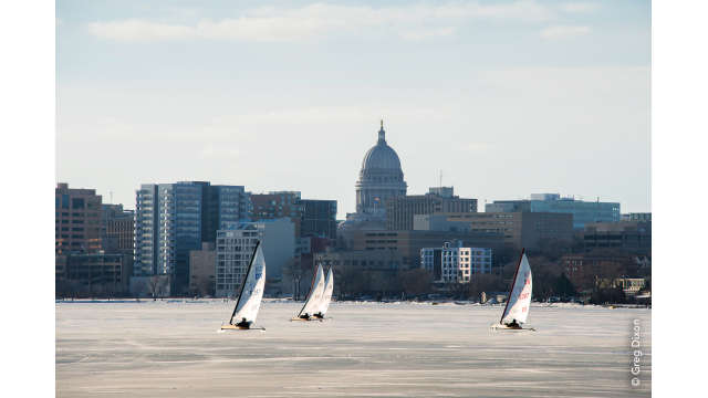 Iceboat Racing
