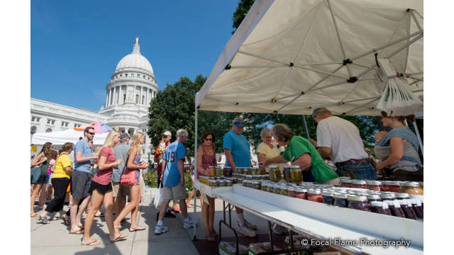 Dane County Farmers' Market 1