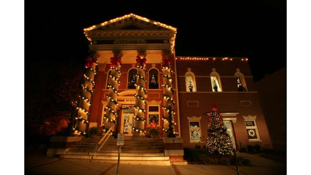 Christmas in Historic Downtown