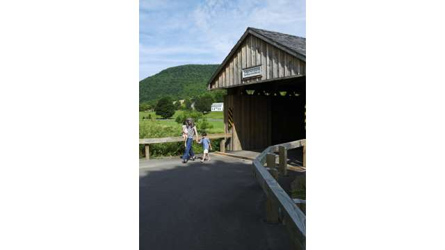 Fitch's Covered Bridge