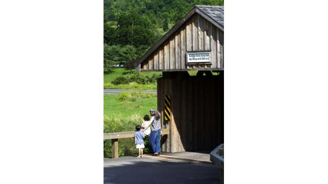 Fitch's Covered Bridge 30