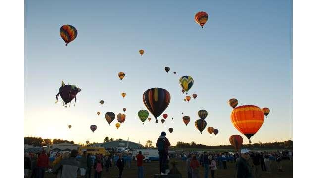 Adirondack Balloon Festival 132