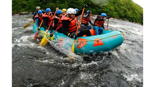 Rafting the Hudson River Gorge w/ Hudson River Rafting Company 139