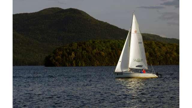 Lake George from Sagamore