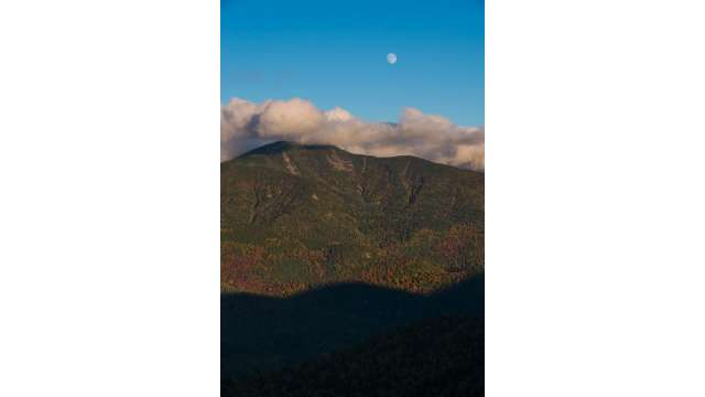View of Giant Mountain from Rooster Comb in Keene 243