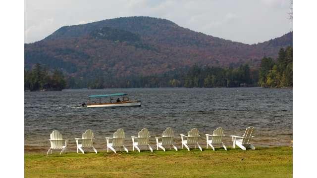 Blue Mountain Lake 306