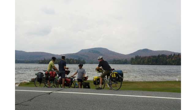 Blue Mountain Lake 307