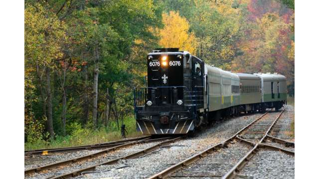 Adirondack Scenic Railroad in Thendara 311