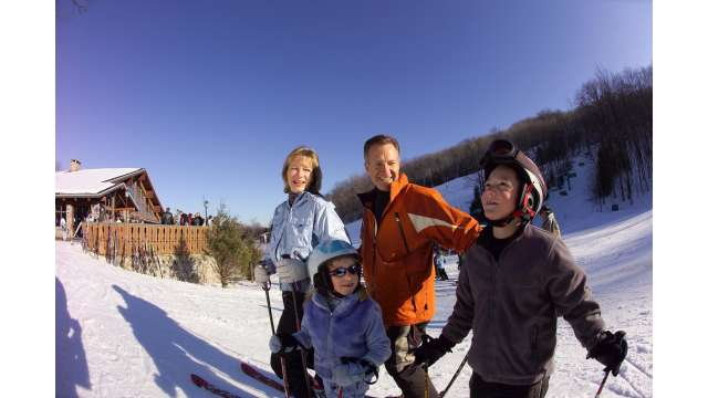 Holiday Valley Ski Center