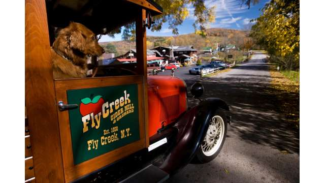 Fly Creek Cider Mill 437