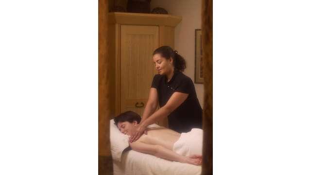 Spa Massage 762