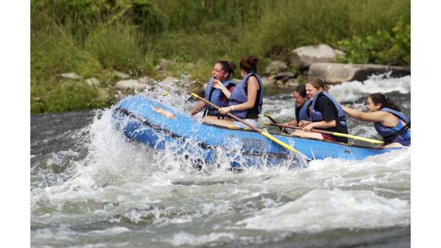 Rafting, Canoeing on Delaware River