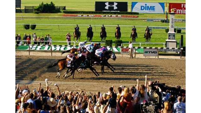 Belmont Park - Triple Crown Race 09