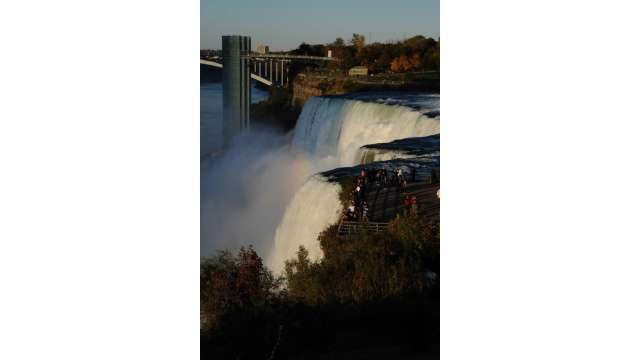 Niagara Falls State Park 1791