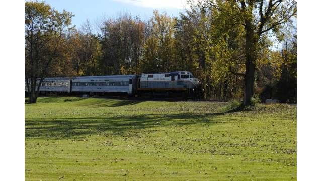 Medina Railroad Museum and Train Excursion 1809