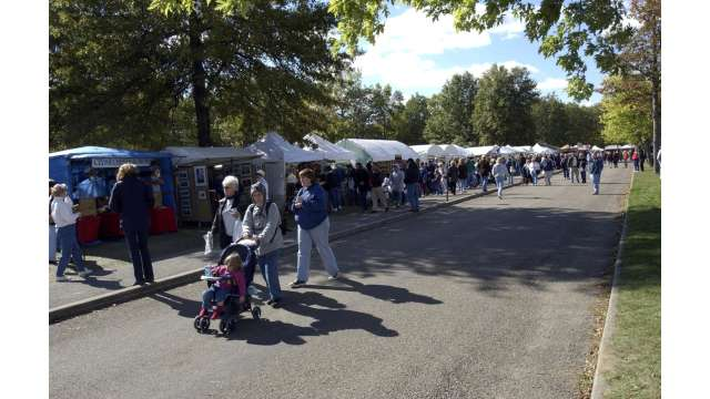 Letchworth State Park Craft Fair 903