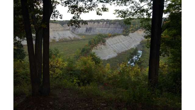 Letchworth State Park-Hogback area