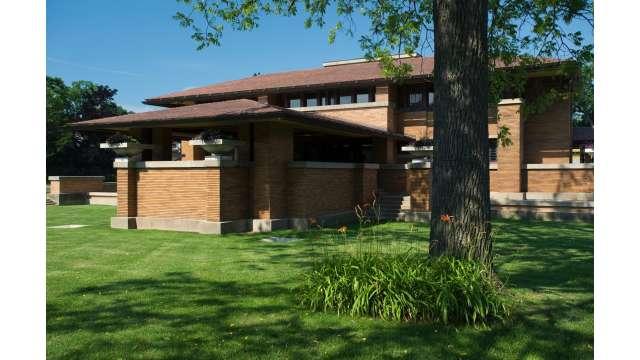Darwin D. Martin House Complex 1089
