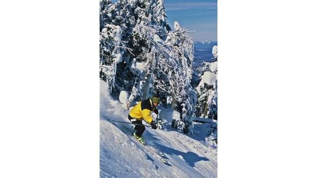 Skiing - Gore Mountain