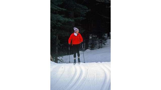 X-Skiing-Lapeland Lake X-Ski Center -Adirondacks