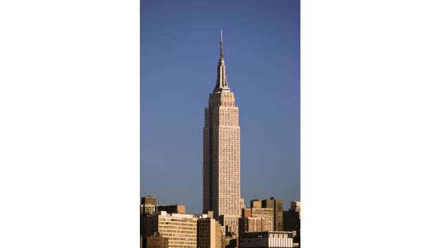 Empire State building 1476