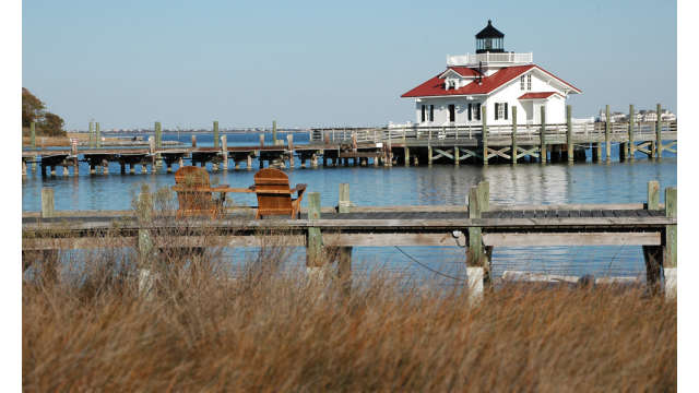 Roanoke Island Marshes Lighthouse