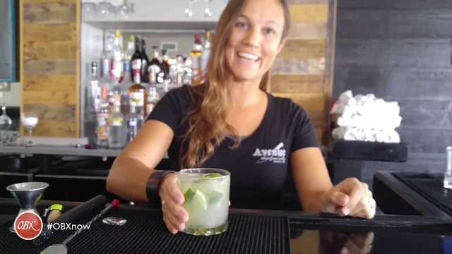 OBX How-To | Cooling Off with a Caipirinha