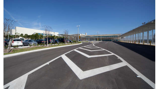 Cruise Terminal 4 Exterior