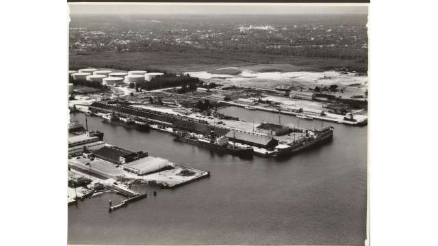 1948 Port Aerial