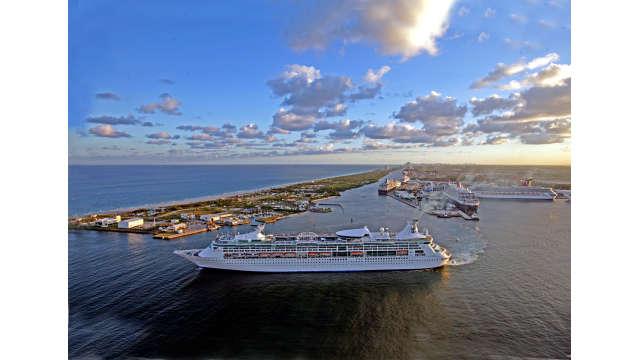 Royal Caribbean's Enchantment of the Seas