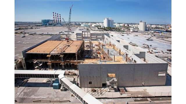 Construction February 2009