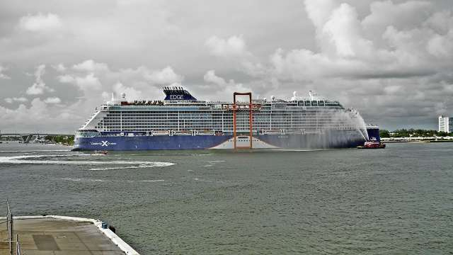 CRUISING IS BACK AT PORT EVERGLADES