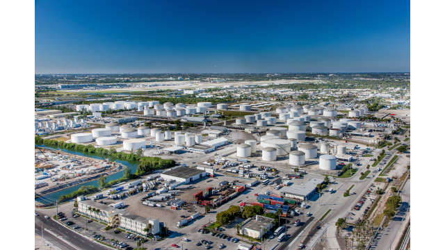 Petroleum Tank Farm