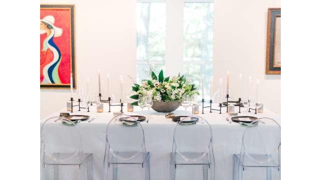 Glade Wedding Interior - Awake Photography