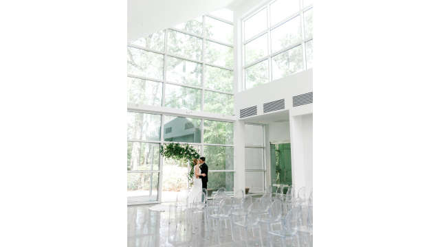 Weddings at Glade Gallery