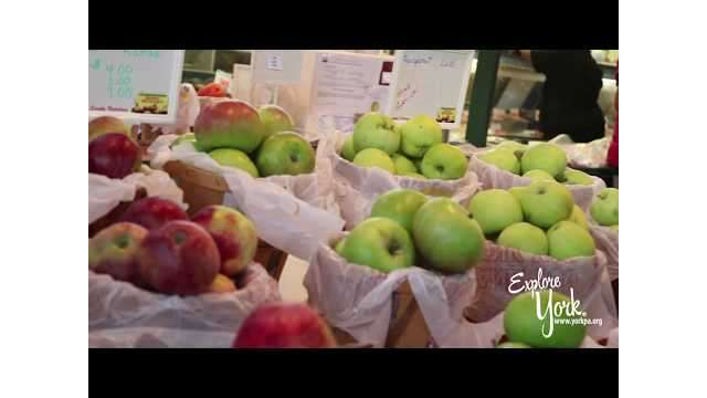 Exploring York with Claire Alexander: Central Market