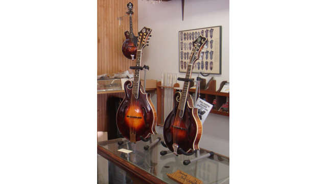 Bluett Bros. Violins