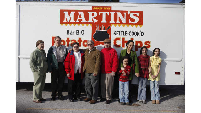 Martin's Potato Chips Inc