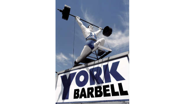 York Barbell Company