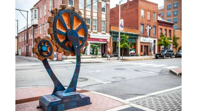 Downtown York Artwork