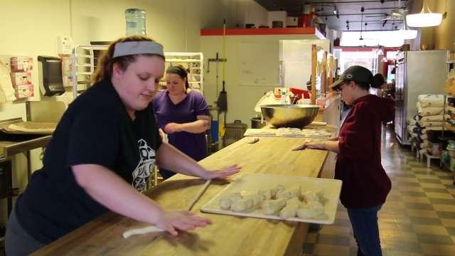 Behind the Scenes at York City Pretzel Company