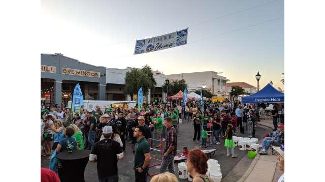 City of Yuma, Music on Main Street for St. Patrick's Day in Yuma, Arizona