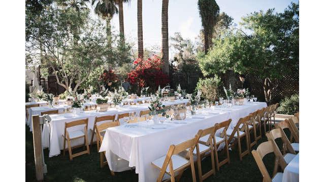 Sanguinetti House Museum & Garden in Yuma, Arizona