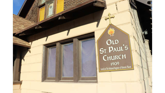 St. Paul's Cultural Center in Yuma, Arizona