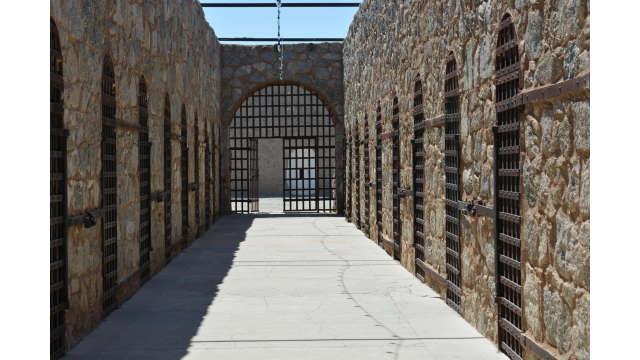 Yuma Territorial Prison in Yuma, Arizona