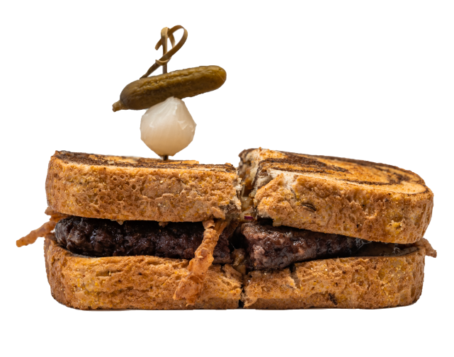 Buskers Burger