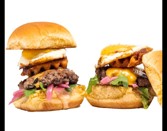 harrys beef burger
