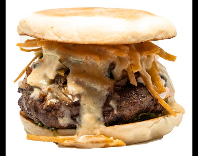 midtown beef burger