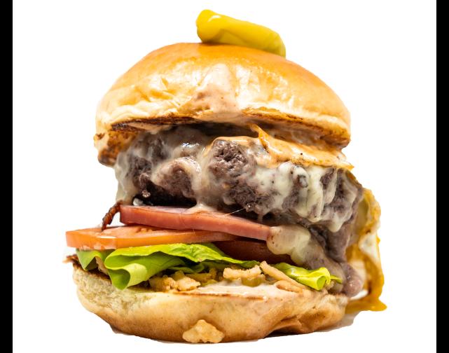 saltwater ferris burger